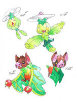 Flying Fruit by GEATHJERK