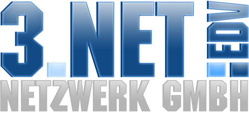 Logo for 3net.de by vaksa