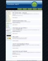 Vaksa.net Website by vaksa
