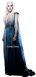 Daenerys Targaryen PNG by CindyLuvsYu