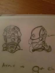 Delta 04 head concept by Vantage02