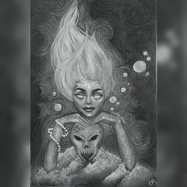 Treasure by lylah-draws