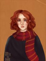 Rose Weasley by Until-The-Dark