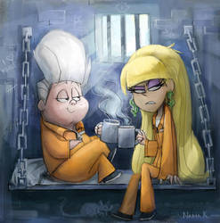 Jailed by RiaFire