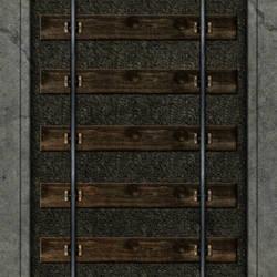 Train Track texture 1024x1024 by xx---greg---xx