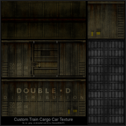 Traincar Samples 2 by xx---greg---xx