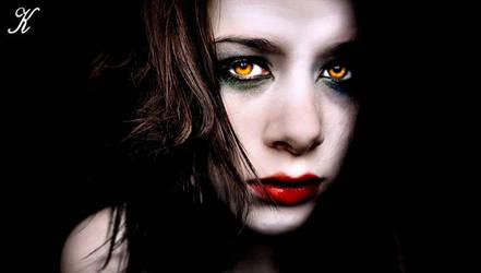 Vampire Ellie by VampHunter777