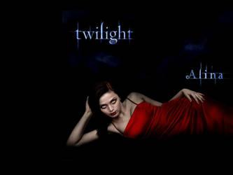 Twilight-Alina-Wallpaper by VampHunter777