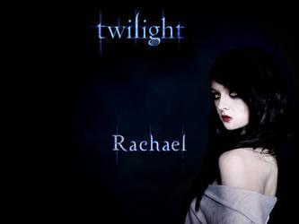 Twilight-Rachael-Wallpaper by VampHunter777