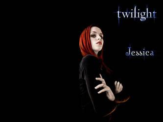 Twilight-Jessica-Wallpaper by VampHunter777