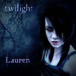 Twilight-Lauren by VampHunter777