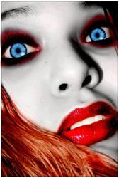 Vampire Jenny-Fear by VampHunter777