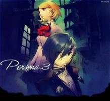 Persona 3: Minato and Yukari by akinuy