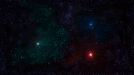 Stars by RubahaParen