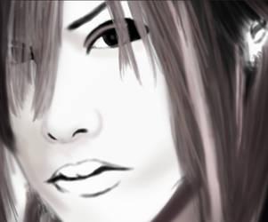 Uruha (in progress) by Moonshinenight1