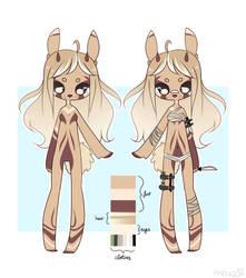 Custom { TamyArts } : Warrior Bunny by PileOfJunk