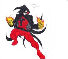 DC Revolt: Rorschach by FrischDVH