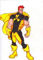 Marvel Revolt: Hyperion by FrischDVH