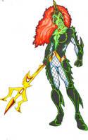 DC Revolt: Lady Barracuda by FrischDVH