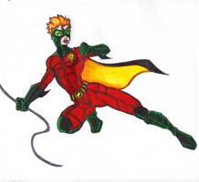 DC Revolt: Red Robin by FrischDVH