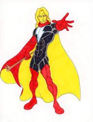 MARVEL REVOLT 2: Adam Warlock the Sorcerer Supreme by FrischDVH
