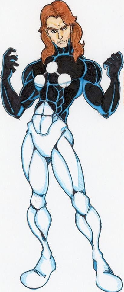 Marvel REVOLT II: Captain Universe by FrischDVH