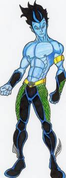 Marvel REVOLT II: Namor by FrischDVH