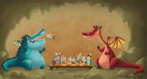 Dragon Chess by LillianLai