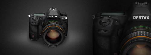 Pentax K7 by IconBlock