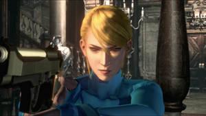 Resident Evil HD Remaster Samus Other M by XMasterGeorgeChiefX