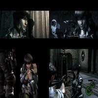 Resident Evil 5 Motoko by XMasterGeorgeChiefX