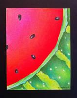 Watermelon by EhrenThibs