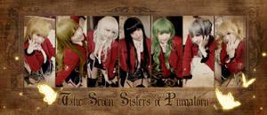 The Seven Sisters of Purgator by kyokohk38