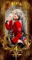 cosplay - Belphegor by kyokohk38