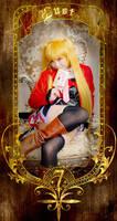 cosplay - Asmodeus by kyokohk38