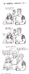 The Pharmercy Chronicles pt. I by hobbittiponi