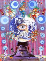 Mayan Eye by warpart