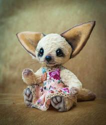 Teddy Fennec Fox Toma by YumiCamui