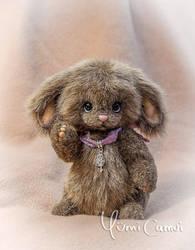 Teddy bunny Khrumka! by YumiCamui
