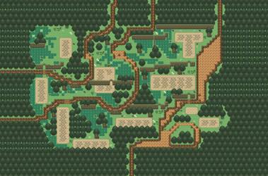 Darura Meadow Map by Anbuja