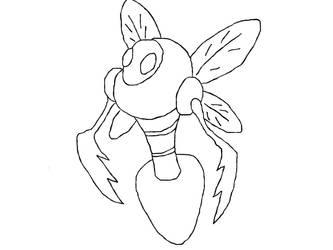 goddes ant pokemon or sooo... by Anbuja