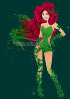 Poison Ivy by paufranco