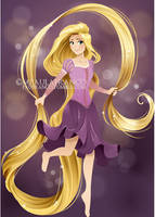 Rapunzel knows best by paufranco