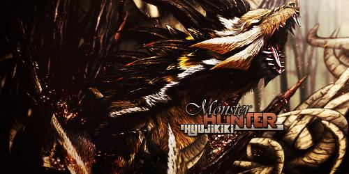 Monster Hunter by Vixxeen