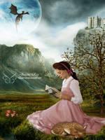 Unsuspected Beauty by Josiane-Rey