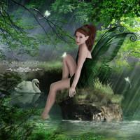 The Garden of the Secrets by Josiane-Rey