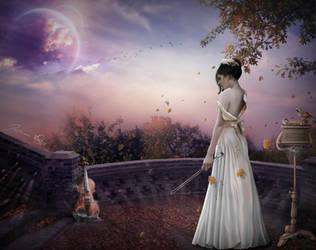 Long Forgotten Melody by Josiane-Rey