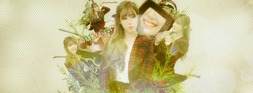 [COVER SCRAPBOOK] TIFFANY - SNSD by thanhhai2000