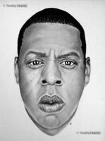 Jay-Z by thearne76