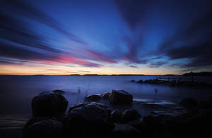 Sunset III by comsic